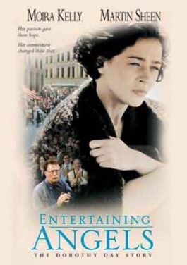 dorothy day entertaining angels essay An essay or paper on dorothy day film, entertaining angels entertaining angels covers the early bohemian and activist life and the later catholic conversion of a.