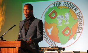 Didier Drogba charity: watchdog raises 'serious concerns'