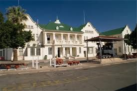 Windhoek Railway Station - Namibia