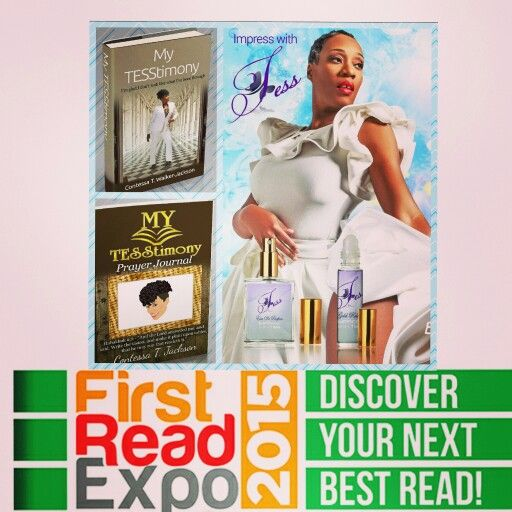 ATLANTA!!!!! Come and see your girl at the First Read Expo this Sunday! Stonecrest Mall 12-6pm