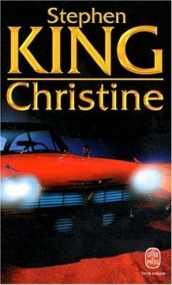 Découvrez Christine, de Stephen King sur Booknode, la communauté du livre