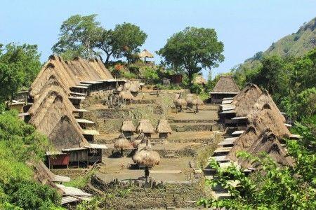 Leonardus Nyoman: Kampung adat Bena,merupakan salah satu kampung traditional di Ngada Flores, NTT