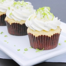Margarita Cupcakes by TheKitchenPlayground