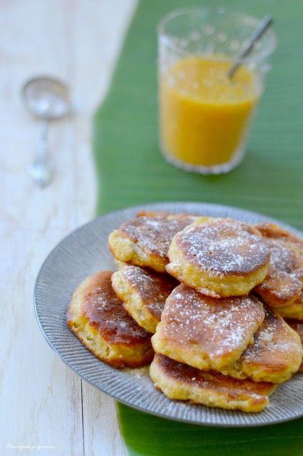 Voici ma recette familiale des fameux bonbons bananes ! Les traditionnels beignets réunionnais à déguster au dessert comme au goûter !
