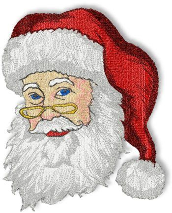 Advanced Embroidery Designs - Mr. Santa                                                                                                                                                                                 More