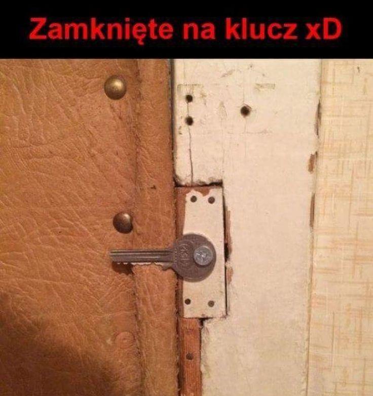 Zamknięte na klucz xd