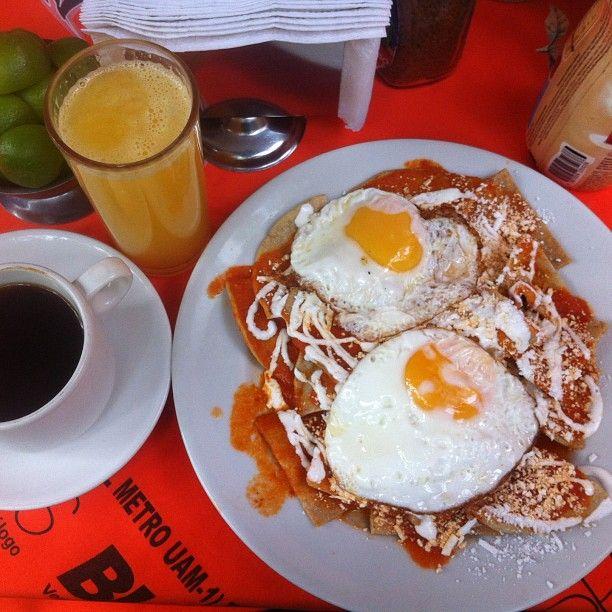 Buen Viernes !!! ¿Ya desayunaron?