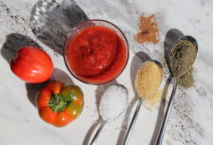 Domowy przecier pomidorowy to ni  Przecier pomidorowy bez pasteryzowania!!!