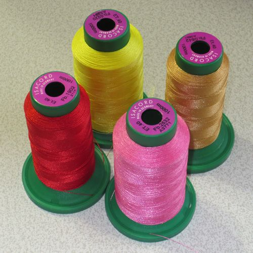 7 essential supplies needed for successful machine embroidery!