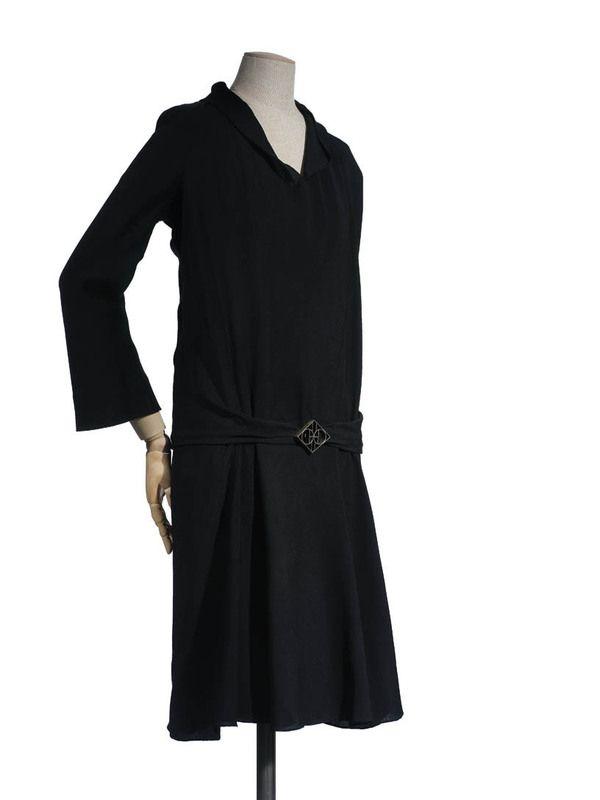 Dress Madeleine Vionnet, 1927 Les Arts Décoratifs