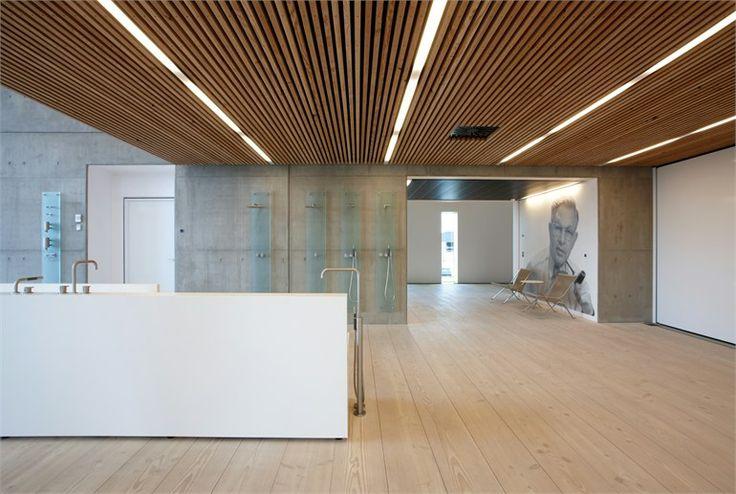 Pannelli per controsoffitto effetto legno DINESEN CEILING by Dinesen