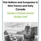Heritage and Identity: First Nations and Europeans In New France and Early Canada   Stop worrying about how to meet the demanding new Ontario Socia...