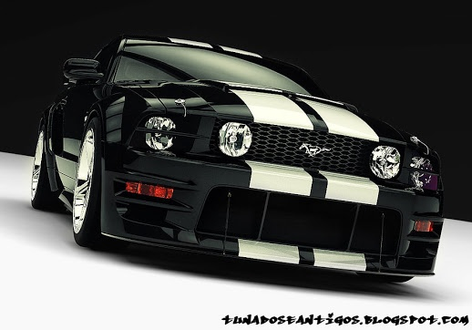 Ford Mustang GT500