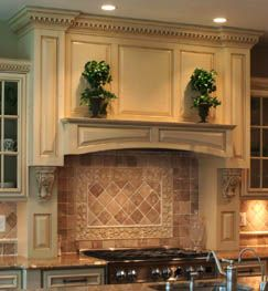 Decorative Kitchen Range Hoods | Move your mouse over any of the images at right to see an enlarged ...