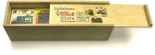 """Legespiel Memo """"Wie es früher war"""" plus (extra große Legesteine) -- werkstatt-design... schönes aus Werkstätten für behinderte Menschen Karthaus http://www.amazon.de/dp/B002MNAY4A/ref=cm_sw_r_pi_dp_24Idwb111TRXN"""