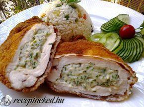 A legjobb Zöldfűszeres, krémsajtos csirkemell recept fotóval egyenesen a Receptneked.hu gyűjteményéből. Küldte: Kautz József