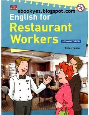 English for Restaurant Workers (with Audio CD) ~ free books