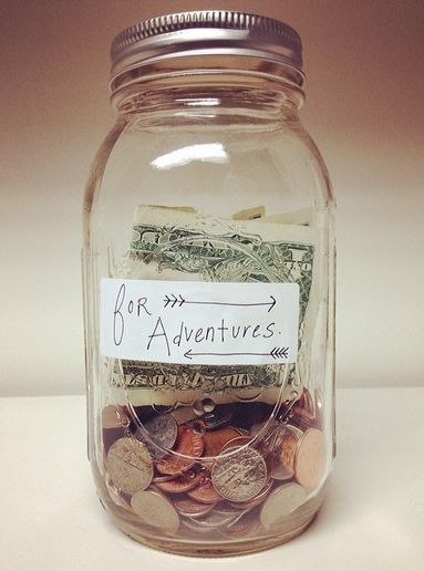 20 places that should be on your travel bucket list for Cool money jars