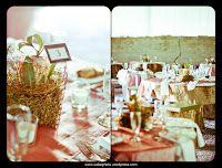 Bosduifklip Restaurant: Charl & Elana Troue 23 April 2011