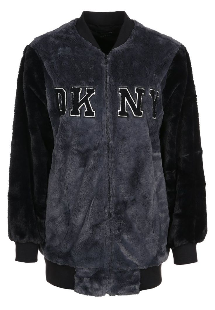 DKNY Intimates A NEW CHAPTER Koszulka do spania charcoal heather 330.85zł #moda #fashion #kobieta #women #dkny #intimates #a #new #chapter #koszulka #do #spania #damska #charcoal #heather #bielizna #nocna