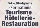 Salon Studyrama des Formations Tourisme - Hôtellerie - Restauration de Lyon