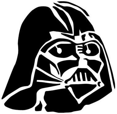 Cutting Files for You: Darth Vader