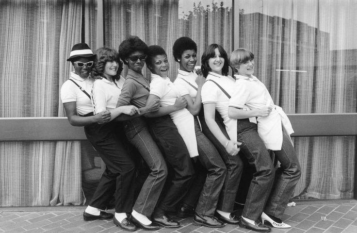 Ska Girls in Coventry 1980, Janette Beckman