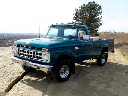 1965 ford truck photos 1965 ford 4x4 for sale. Black Bedroom Furniture Sets. Home Design Ideas