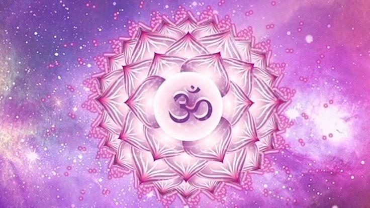 crown chakra meditation - 736×414