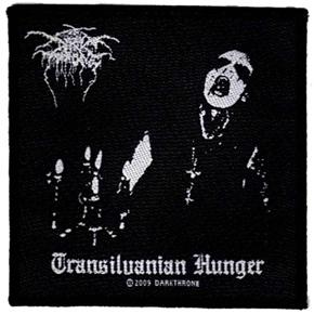 Dark Throne  Transilvanian Hunger Patch Darkthrone