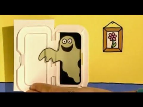 Halloween Special   Ghost Picture   Mister Maker   Minute Make - YouTube