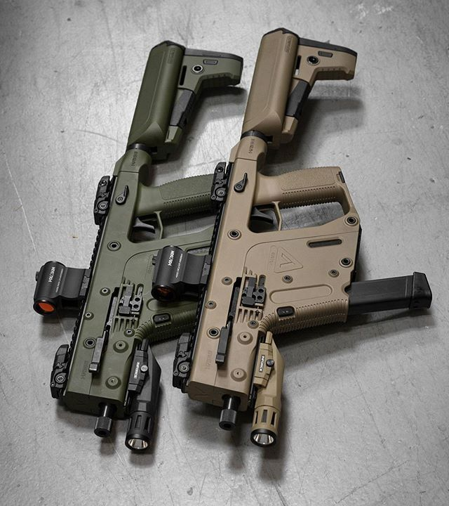 Left or Right..... Sick pair of krissarms Vector SBR's