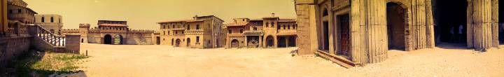 Italia a La Borgias (places i have been) Etyek
