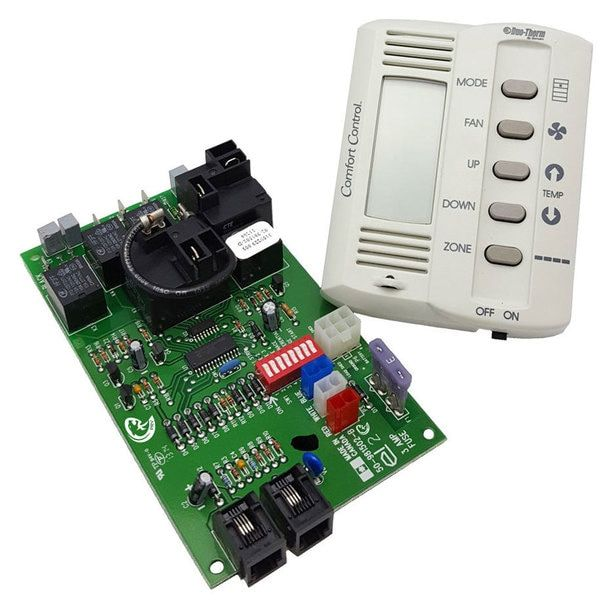Dometic Duo Therm 3310009 000 4 To 5 Button Comfort Control Center Upgrade Kit Heat Pump System Control Electrical System