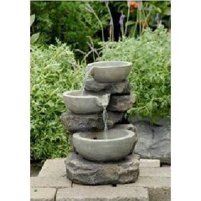 Fontaine Cascade d eau Décorative - Achat / Vente fontaine de jardin Fontaine Cascade d eau Déco... - Cdiscount