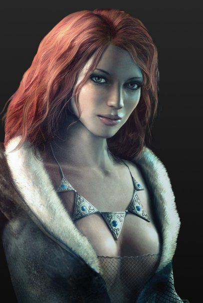 Triss Merigold (all spoilers)   Page 174   Forums - CD