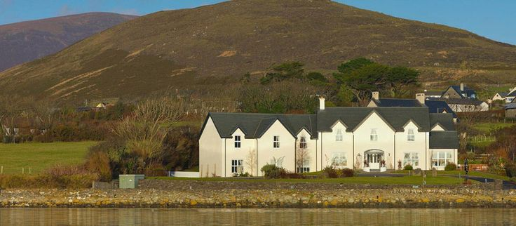 Going to Ireland and staying in Dingle? Check out this Bed and Breakfast.  Seriously, it's amazing