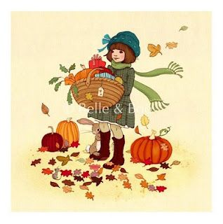 Autumn!  -  Belle and Boo