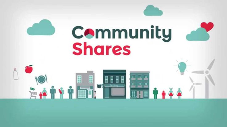What are community shares? An animated guide.