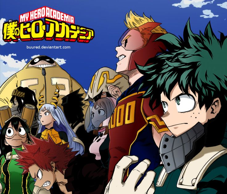 My Hero Academia 147 - Page 3 - Manga Stream