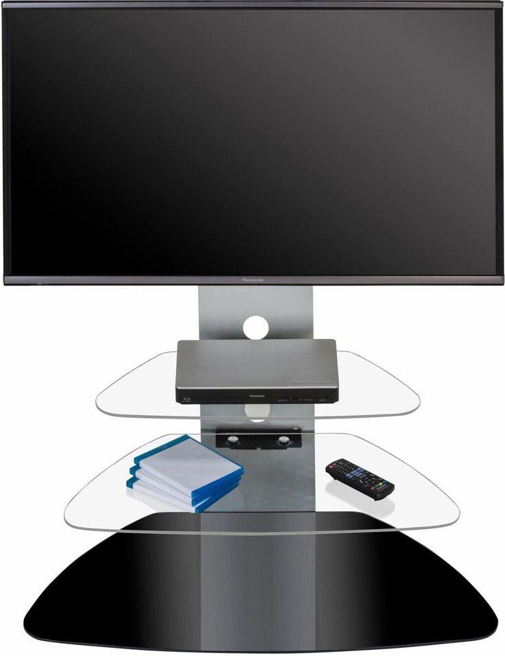 Ideal MAJA M bel TV Schrank TV Rack schwarz Jetzt bestellen unter https moebel ladendirekt de wohnzimmer tv hifi moebel tv racks uid ude ef ef