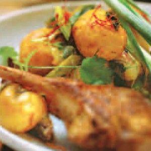 Αρνίσια παϊδάκια στην κατσαρόλα με λεμόνι