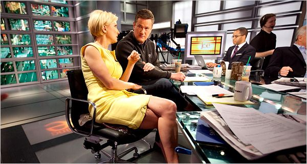 Mika Brzezinski and Joe Scarborough: The Odd-Couple Hosts ...