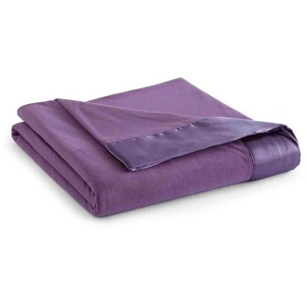 Shavel Plum Micro Flannelr Plum Twin All Seasons Year Round Sheet... ($29) ❤ liked on Polyvore featuring home, bed & bath, bedding, blankets, plum, twin blanket, twin bedding, plum bedding and twin bed linens