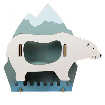 Werkhaus Shop - Kindergarderobe - Eisbär