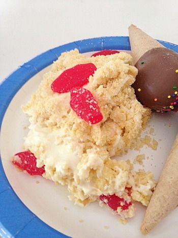 Sand Dessert