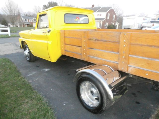 1966 chevrolet c30 1 ton dually hot rat rod for sale photos technical specifications. Black Bedroom Furniture Sets. Home Design Ideas