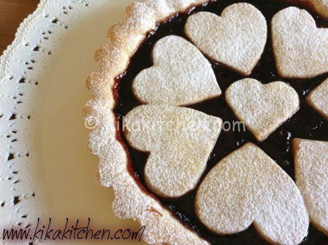 Crostata di marmellata morbida e friabile | Kikakitchen