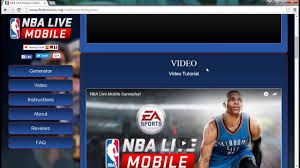 Why do You need To Use NBA Live Mobile Hack And Cheats? To get more information http://northborderbasketball.com/nba-live-mobile-hack-and-cheats-lead-the-game-with-ease/