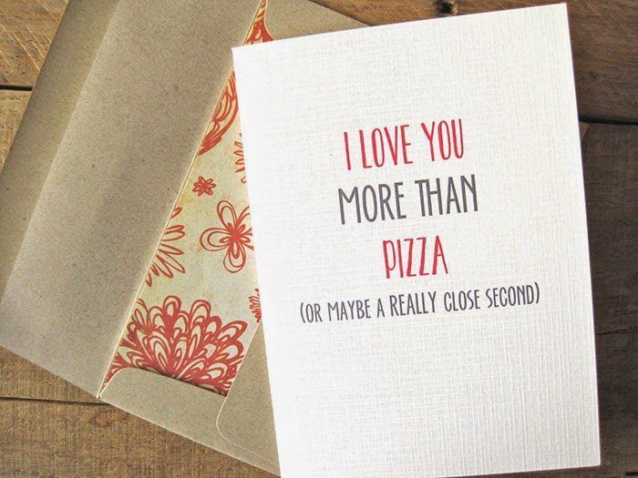 Sending Your SO One Of These Awkward Love Cards Might End Your Relationship